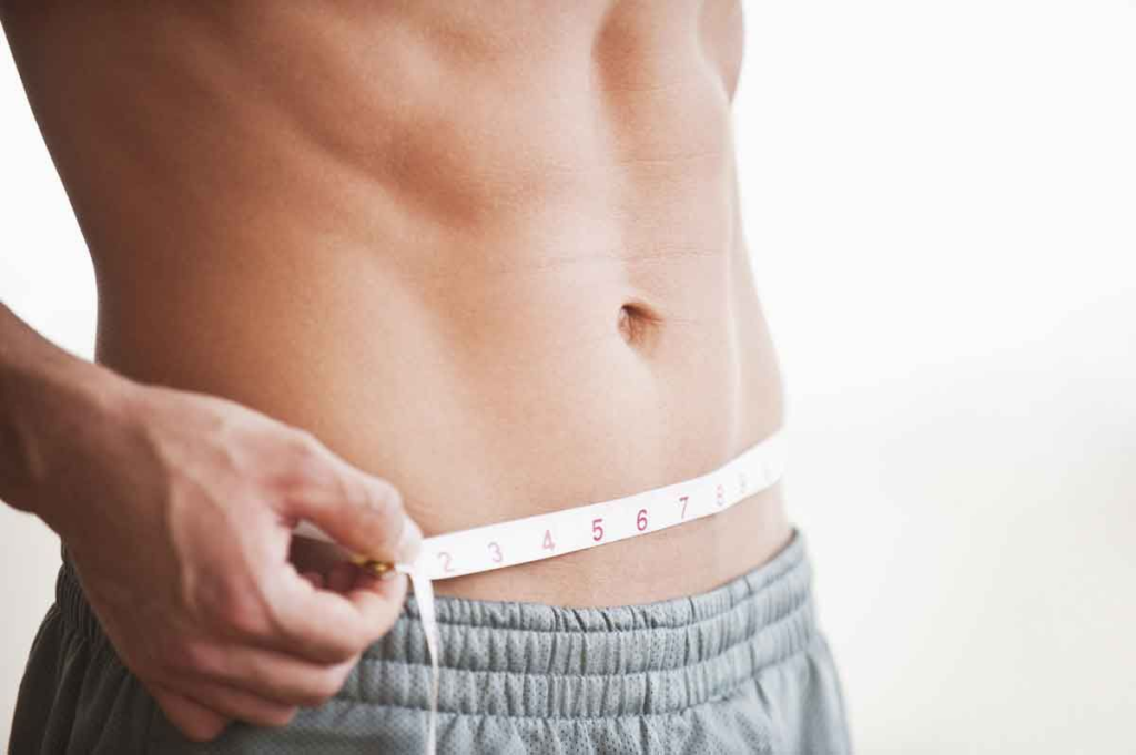 planning to use weight with belly tonic